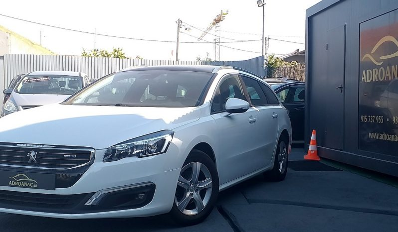 Peugeot 508 1.6 hdi Executive pack EAT6 completo