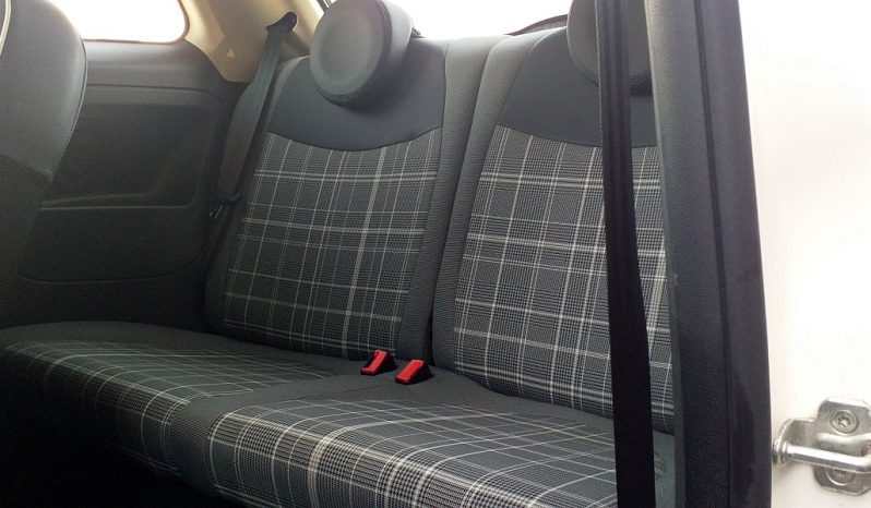 Fiat 500 0.9 8V Twin air lounge completo